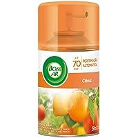 Purificador De Ar Spray Automático Freshmatic Refil Citrus, Air Wick