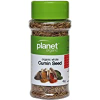 Planet Organic Whole Cumin Seeds 45 g