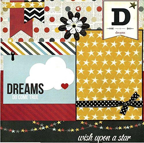 Come True Scrapbook (Dreams Do Come True - Premade Scrapbook)