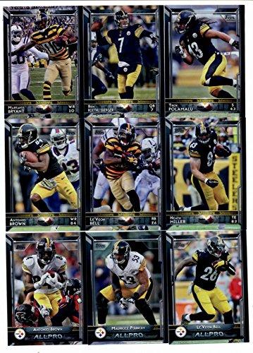 Pittsburgh Steelers Brown Football Case - 8