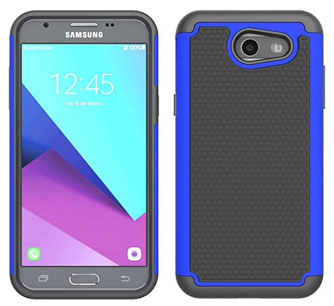 Amazon.com: Case for Samsung Galaxy J3 Emerge/J3 2017/J3 ...
