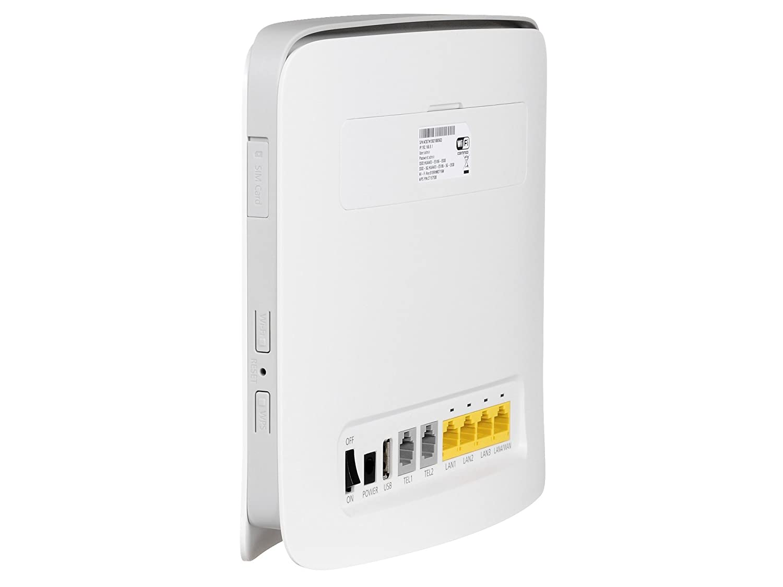 Huawei Unlocked E5186 LTE 300 Mbps Wireless Mobile Wi-Fi Router - Black