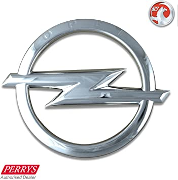 Only for OE Number 1580683 Genuine Ford Branded Silver Tailgate Fiesta Badge