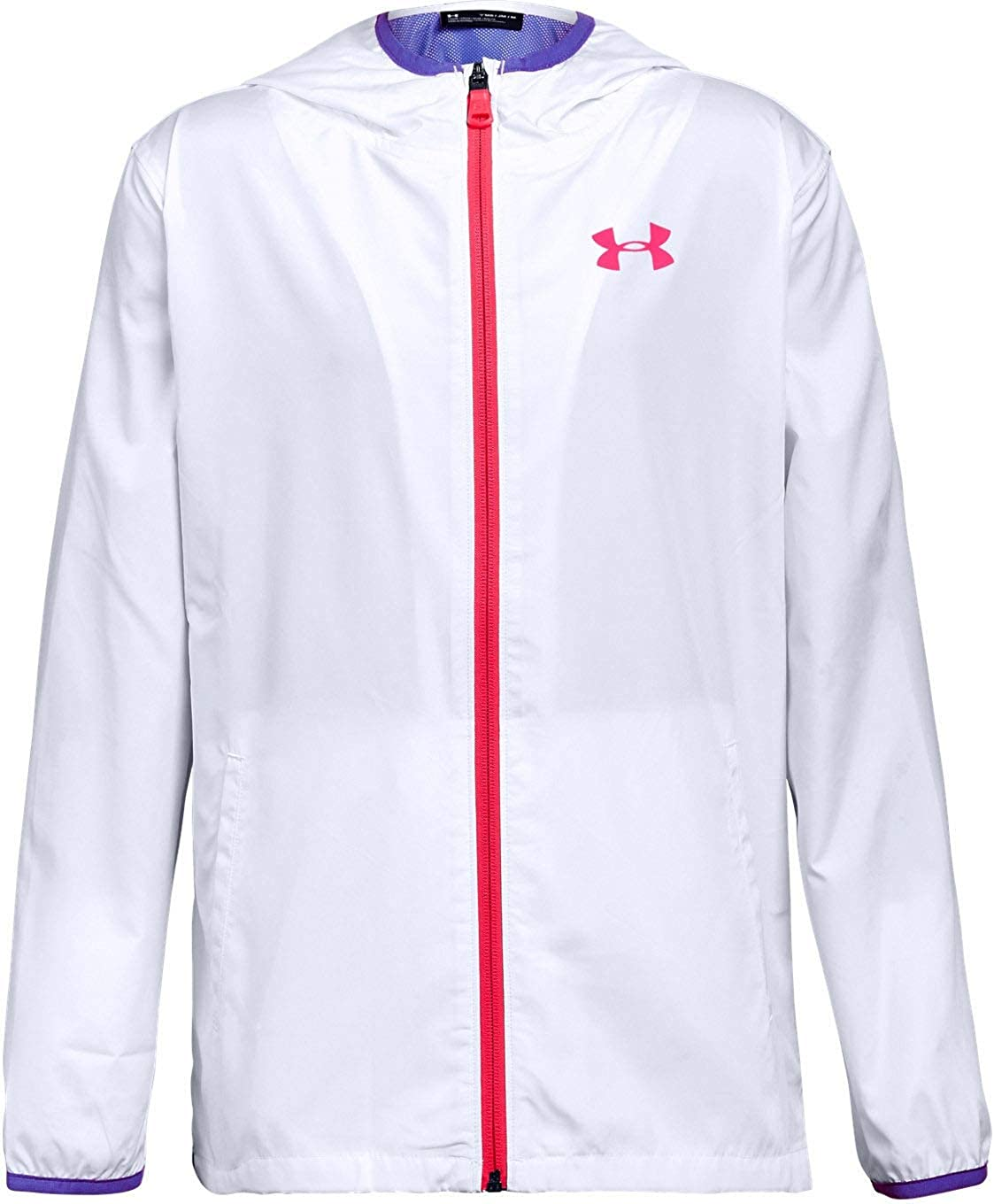 Giacca Bambina Under Armour Sack Pack Full Zip Jacket