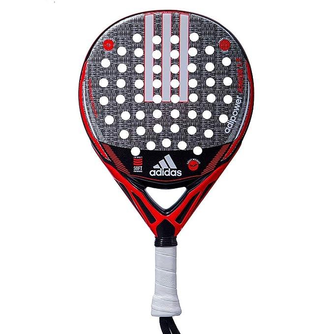 Adidas Adipower Junior 1.9 Palas, Adultos Unisex, Rojo, 375: Amazon.es: Deportes y aire libre