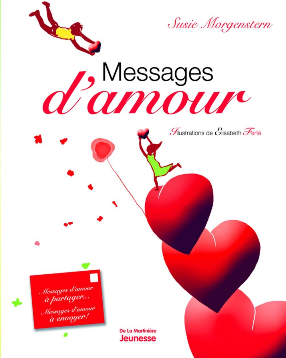 Messages Damour Amazones Susie Morgenstern Elisabeth