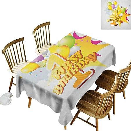 Mantel francés de Primer cumpleaños para Fiesta de bebé con ...