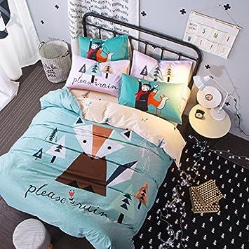Thefit Paisley Textile Parure De Lit Pour Adulte U1527 Mignon Petit