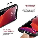 memumi Hybrid Case for iPhone 11 Pro Translucent