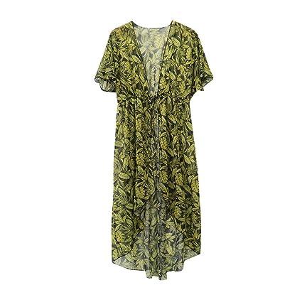 Vestito da donna 🌸 Fami Copricostume mare donna lungo estate pizzo - vestiti  vestito donna estivo bbf9f7a9b31