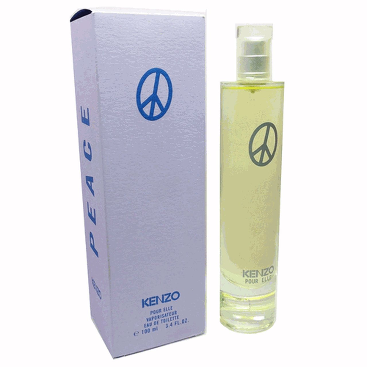 100 For Women Spray De Ml Time Peace Kenzo Elle Toilette Pour Eau DE2IH9