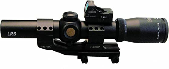 Burris 200433-FF Fullfield TAC30 1-4 x 24 with Fastfire III Scope (Black)