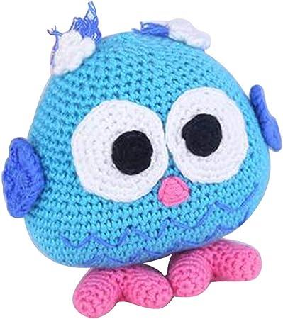 12 Cutest Crochet Amigurumi Owl Free Patterns | Patrones de búho ... | 450x400