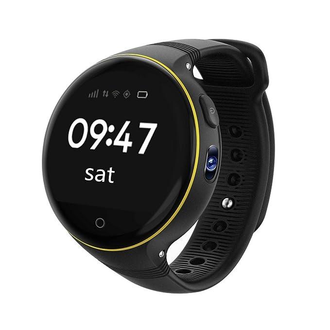 Reloj inteligente, Mounter IP54 impermeable GPS lsos reloj de ...