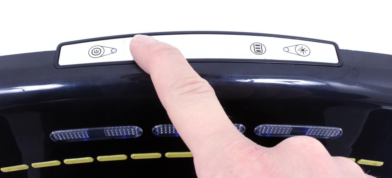 veloce e potente Jet Dryer Slim realizzato a mano colore bianco Asciugatore per mani elettrico e compatto con sistema antigoccia