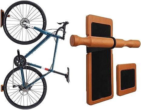 Maxfind - Soporte de Pared para Bicicleta con Gancho para Colgar ...