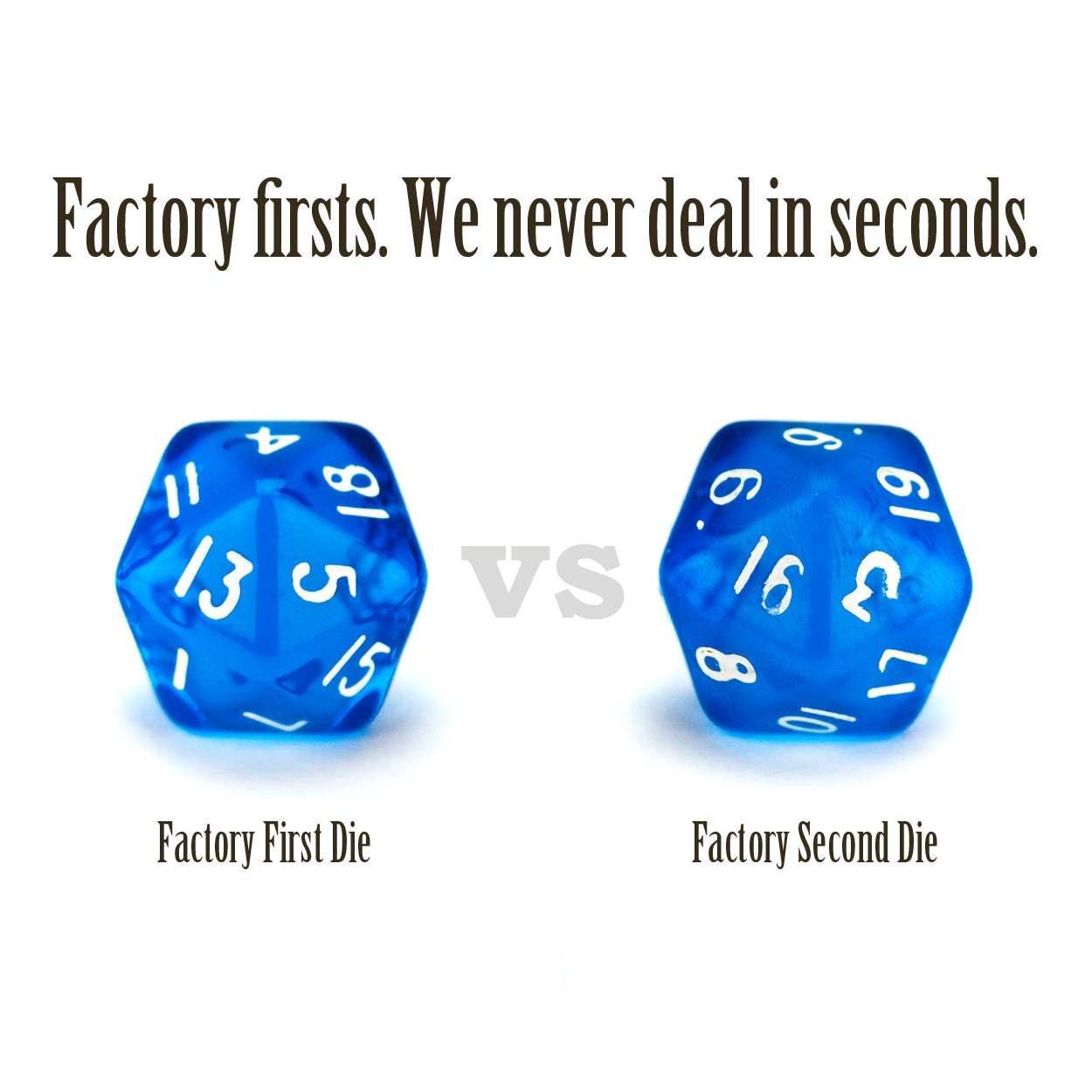 100+ Pack of Random D6 Polyhedral Dice in Multiple Colors By Wiz Dice by Wiz Dice (Image #4)