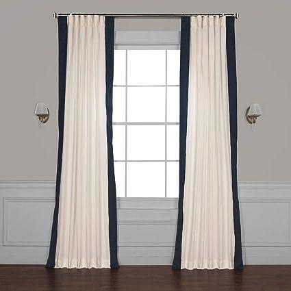 Amazon.com: HNU Mid Century Modern Curtains for Bedroom ...