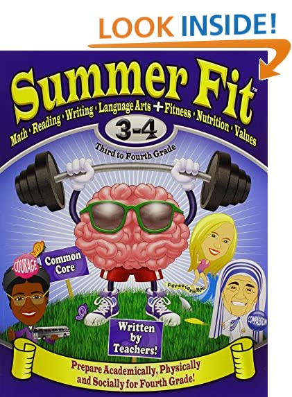 ELEMENTARY Health Education Workbook: Amazon.com