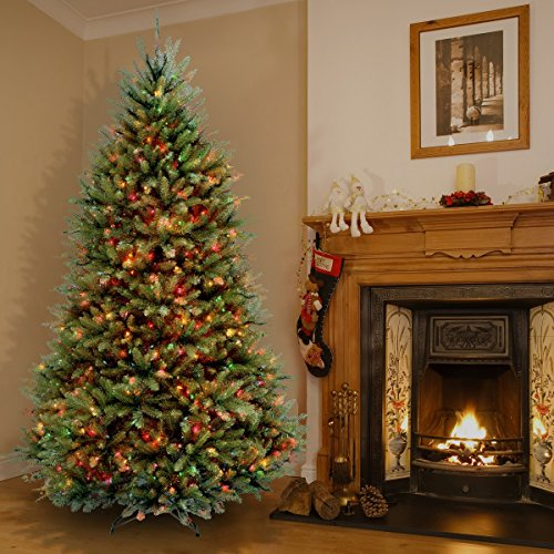 National Tree 6 5 Foot Dunhill Fir Tree With 650
