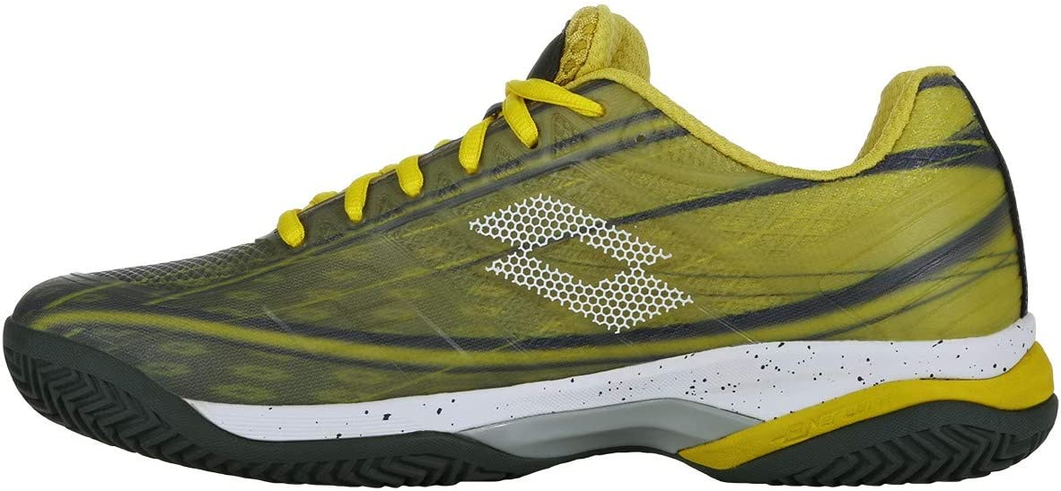 Zapatillas Lotto Mirage 300 Cly Tenis-Padel nº43: Amazon.es ...