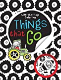 Big Busy Coloring Lift the Flap Things That Go, Make Believe Ideas, 1783931175