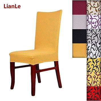 Amazonde Bezüge Für Stühle Bielastisch Deckung Stuhl Stretch