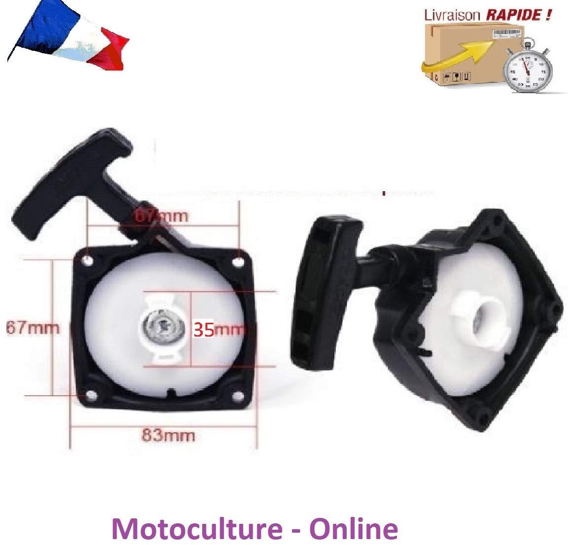 Motoculture-Online Lanceur/démarreur pour débroussailleuse ...