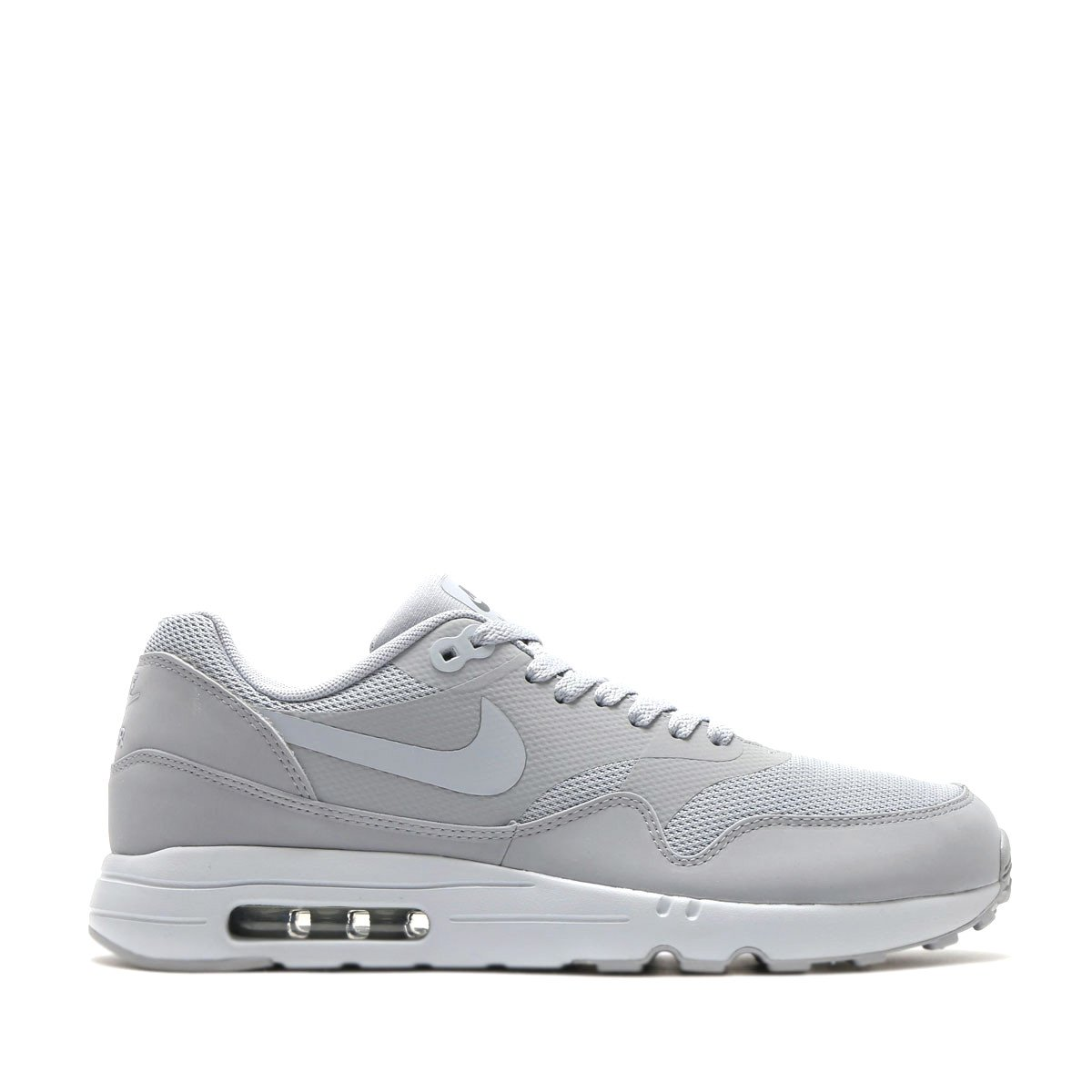official photos ccaae 6d363 Galleon - NIKE Men s Air Max 1 Ultra 2.0 Wolf Grey 875679-001 (Size  8)