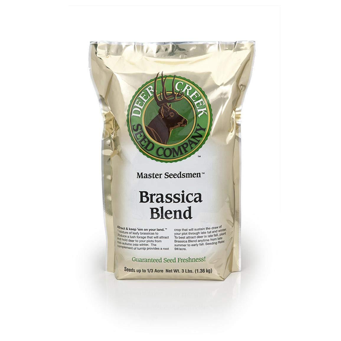 Brassica Blend Food Plot Mix