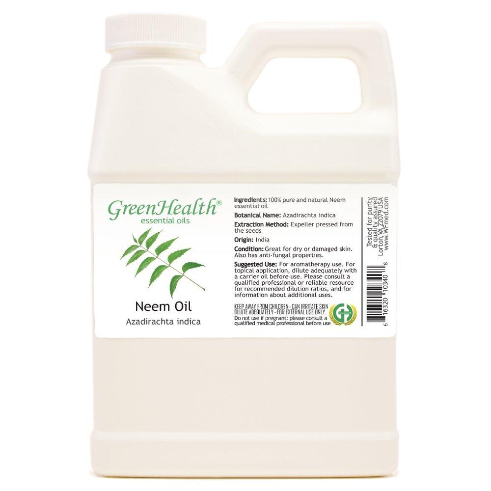 Amazon Neem Oil 100 Pure Uncut Organic 32oz Health