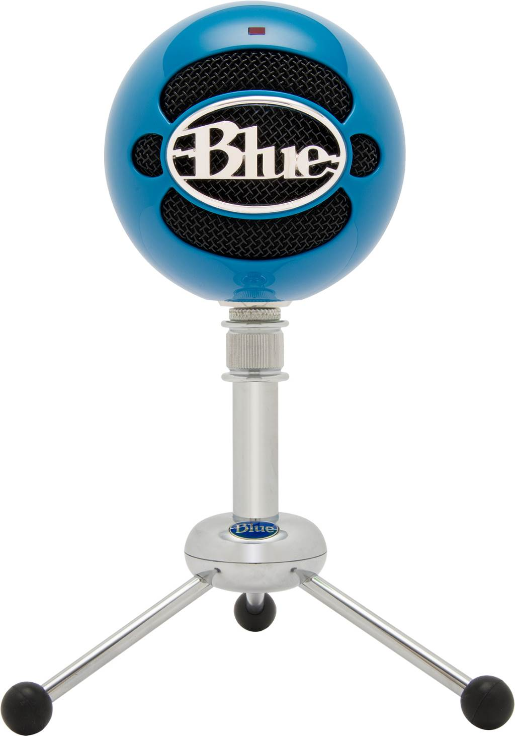 blue microphones snowball usb microphone electric blue musical instruments stage. Black Bedroom Furniture Sets. Home Design Ideas