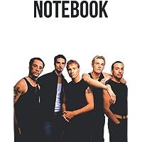 Notebook: Backstreet Boys Lined Notebook / Journal / Diary, Great Gift idea for Backstreet Boys Fans, Family, Freinds…