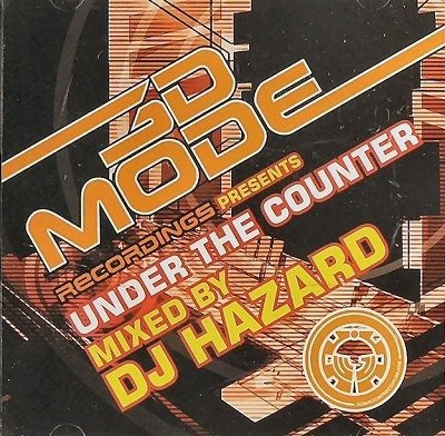 Under the Counter By DJ Hazard Mix CD (02 Counter)