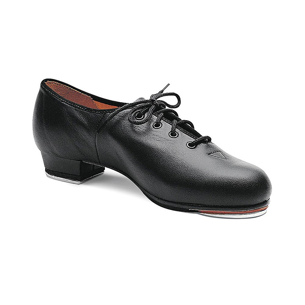 Bloch Dance Men's Jazz Tap Dance Shoe, Black, 12.5 Medium US