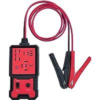 KKmoon Comprobador de Batería de Coche 12V Electrónico