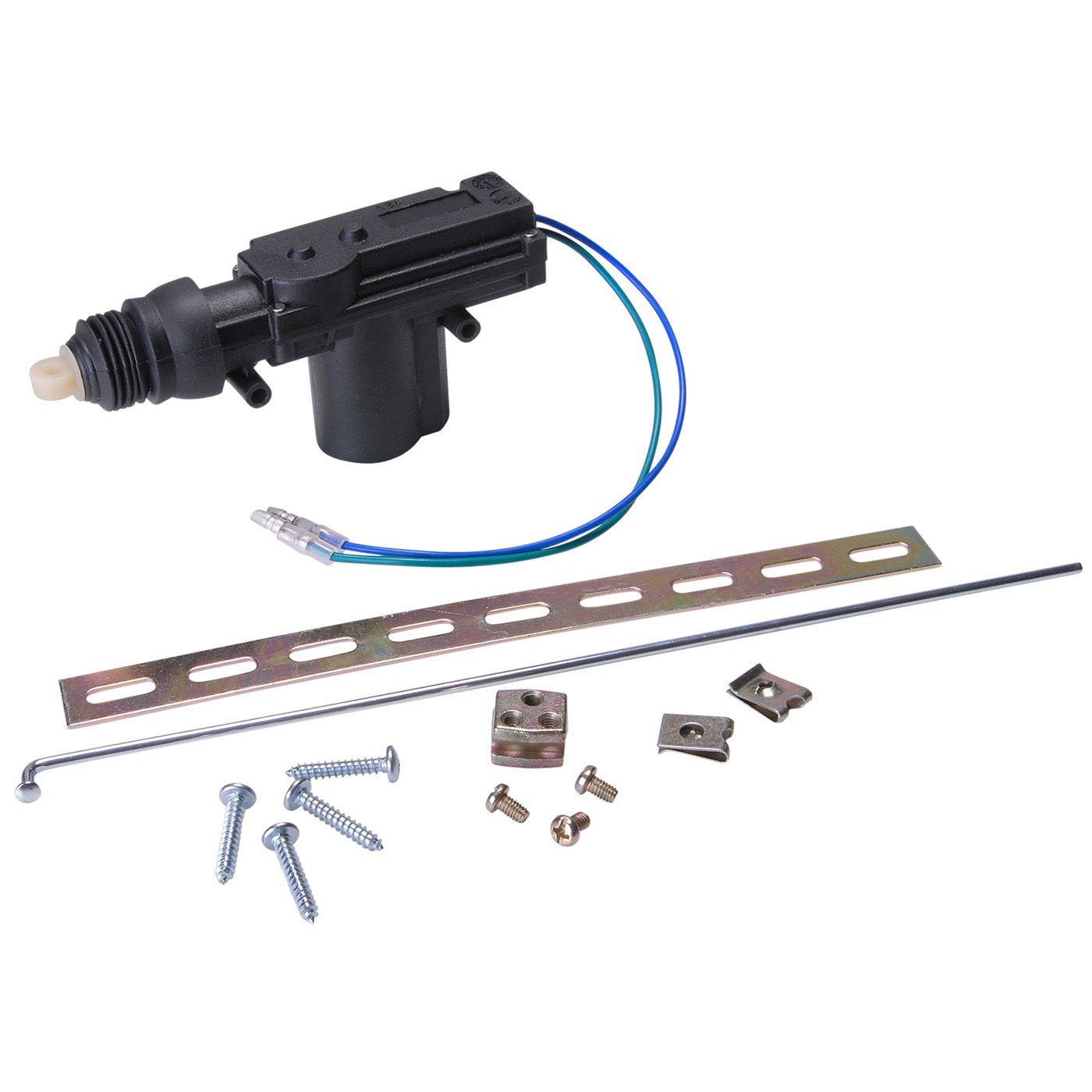 Parts Express High Power Door Lock Actuator 2 Wire Wiring System Automotive