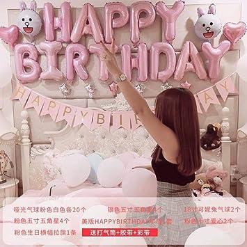 Decoración de cumpleaños Adulto Fiesta de cumpleaños Diseño ...