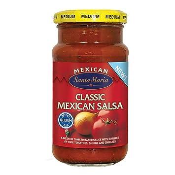 Santa Maria Mexican Classic Salsa Medium (230g)