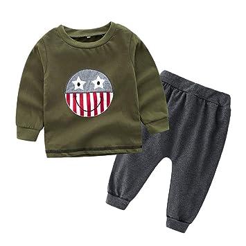 Boys' Clothing (newborn-5t) ** Next Boys Green Trousers Age 18-24 Months