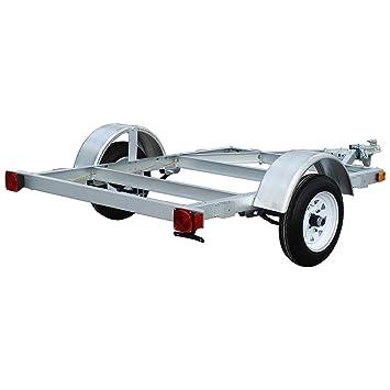 Trailer Kit Single Axle Multi-utility By Stirling Galvanized Steel ...