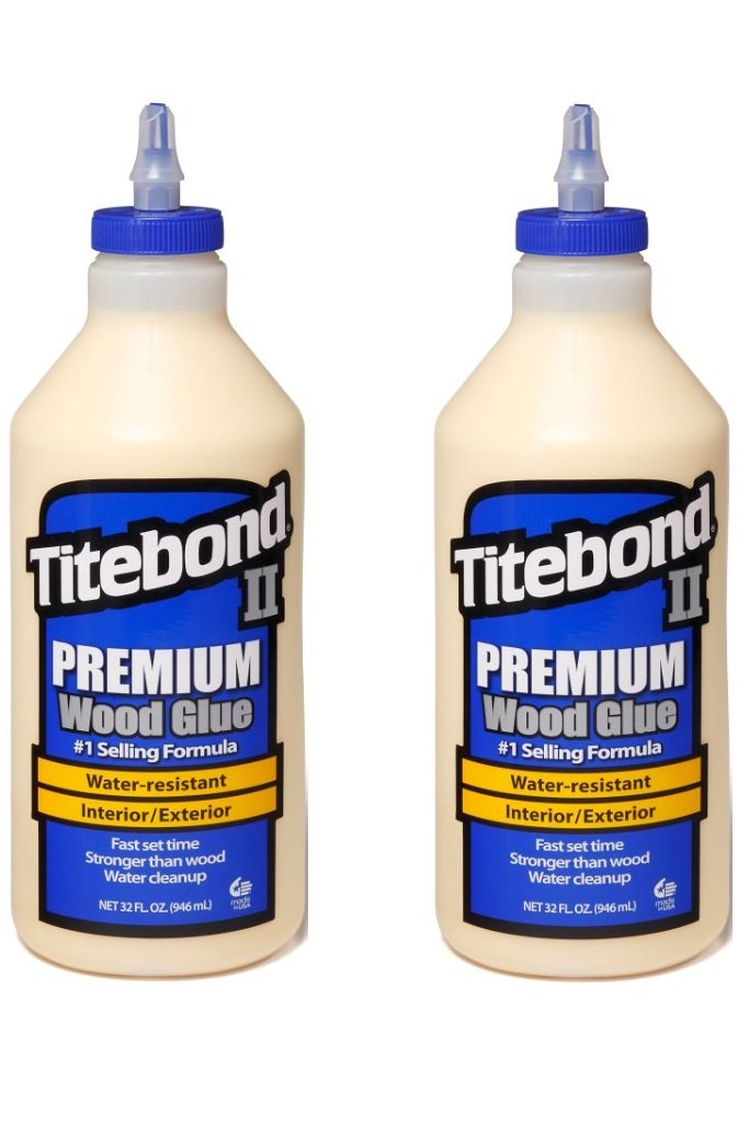 Titebond II Premium Wood Glue 1, 892 L Franklin International