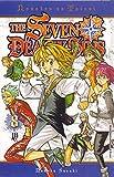 capa de The Seven Deadly Sins: Nanatsu no Taizai - Volume - 8