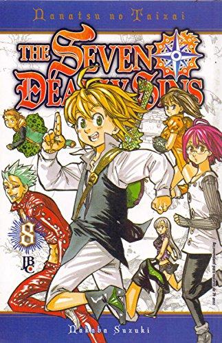 The Seven Deadly Sins: Nanatsu no Taizai - Volume - 8