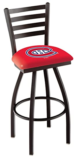 Holland Bar Stool L014 Nhl Montreal Canadiens 30 Inch Barstools