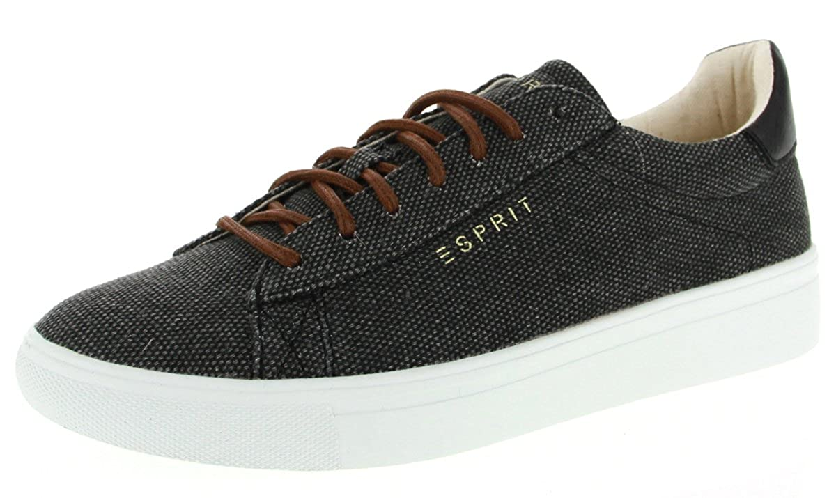 Esprit, 036EK1W053, Damen Damen Damen Sneaker, schwarz(001) Schwarz 3d81b6