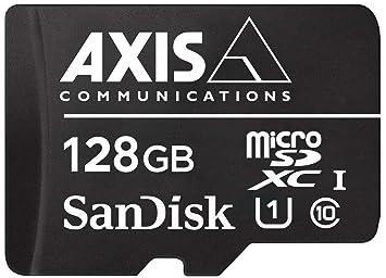 Axis 01491-001 Memoria Flash 128 GB MicroSDXC Clase 10 ...