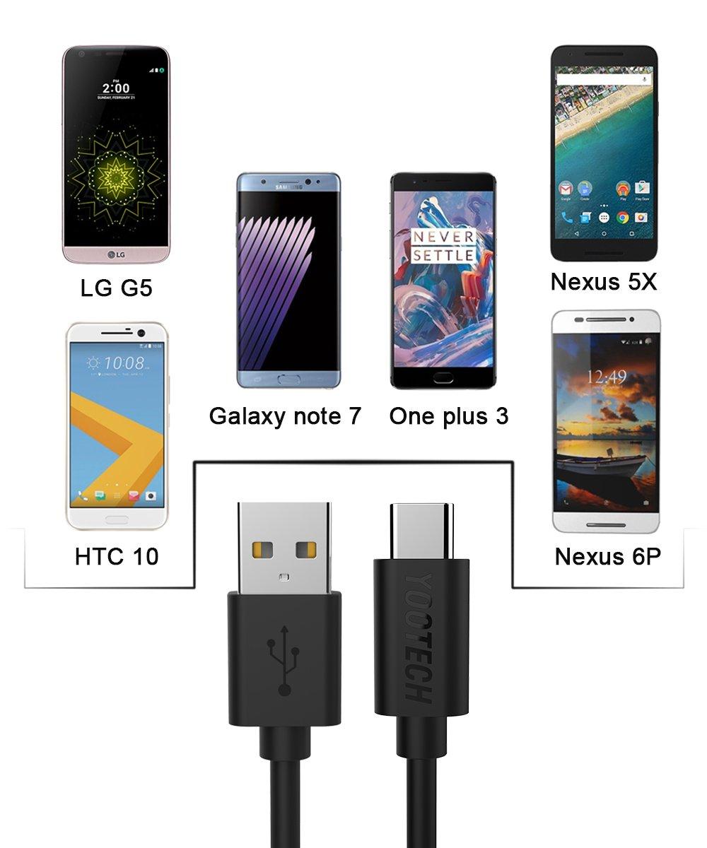 USB Typ C Kabel , YOOTECH Typ A Kabel: Amazon.de: Elektronik