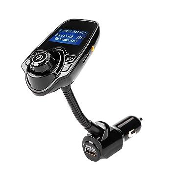 Adaptador Inalámbrico de Radio FM Bluetooth, ieGeek ...