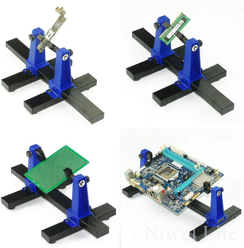 support de carte de circuit imprim/é de force magn/étique forte et stable durable K-1208 pour la maintenance des t/él/écommunications de r/éparation de t/él/éphone Outil de montage de carte PCB